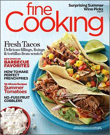 Another of my favorite food magazines.