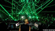 Check out this great shot showing the room filling visuals at Time Warp Netherlands! Click the image for more details...