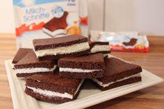 Sallys bunte Tortenwelt: Milchschnitten - selber machen