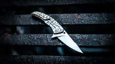 ExtremAddiction.com #knife #knives #blade #knifepics #steel  #Rogovets #custom #customknife