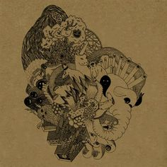 Dimlite prismic tops album cover art
