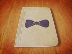 Doctor Who Bow Tie Notebook Pocket Journal Perfect by SlimNote, $4.00