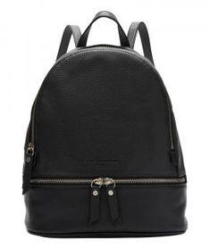 !!!Liebeskind Rucksack Alita black schwarz Leder Outfits Kombinieren, Leather Backpack, Backpacks, Bags, Fashion, Black Leather, Sachets, Nice Asses, Handbags