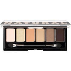 Nyx Cosmetics The Natural Eyeshadow Palette Ulta.com - Cosmetics, Fragrance, Salon and Beauty Gifts