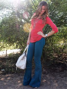 Love this outfit Shirt: Splendid; Jeans: JBrand; Shoes: UO; Necklace: FreePeople; Watch: Juicy Couture; Purse:c/o Windsor Store