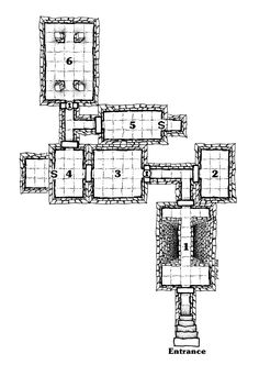 Map #3 Three weeks in a row of hitting my goal of at least one map per week! If I can keep up this pace I really think I can improve my skills a lot. For this map I decided to try a slightly different style for the doors. I think it makes the map a...
