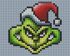 How the Grinch Stole XStitch by ~drsparc on deviantART