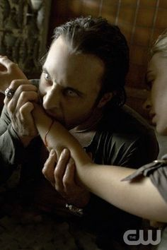 Moonlight (TV Series) - Alex O'Loughlin as Mick St. John.