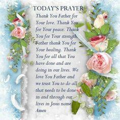 thank u prayer Prayer Box, Prayer Verses, God Prayer, Power Of Prayer, Prayer Quotes, Scripture Verses, Bible Quotes, Prayer Cards, Morning Scripture