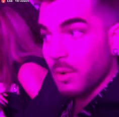 05/13/16 Adam Lambert British LGBT Awards
