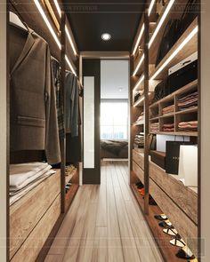 Phong cách Công nghiệp tinh tế trong thiết kế căn hộ 2 phòng ngủ