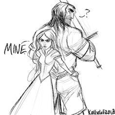 Mine! (Sansa) by kallielef on deviantART