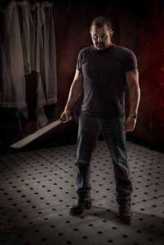 Kane Hodder-Jason Voorhees-Friday The Horror Icons, Horror Films, Horror Art, Real Horror, Kane Hodder, Jason X, Horror Photos, Friday The 13th, Jason Friday