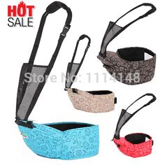 Waist stool Walkers top 2015 wholesale baby hold waist belt baby carrier Hipseat Belt kids Infant hip Seat double-shoulder stool