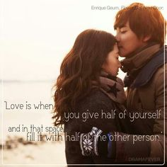 Love is :) (the moment) from Flower Boy Next Door :)