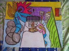 Artful Trini: Death Bed