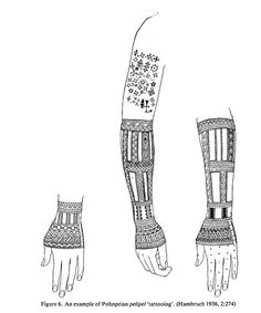 Micronesian and North Pacific Islands' Tattoos: Pohnpei Tribal Sleeve Tattoos, Geometric Tattoo Arm, Japanese Sleeve Tattoos, Hand Tattoos, Rune Tattoo, Norse Tattoo, Viking Tattoos, Arm Tattoo, Tattoo Ink