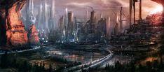 Draft City by Adimono.deviantart.com on @deviantART