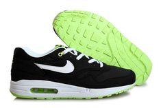 new concept 79325 c6ae2 1767   Nike Air Max 1 Billigt Herr Svart Vit SE233826FjlJKod