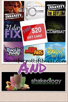 Give and Receive!!!! Through the month of November, Beachbody is ...
