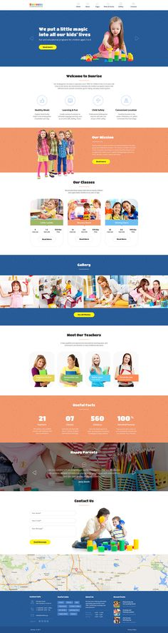 Sunrise Day  Responsive Joomla Template