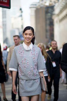Tao Okamoto, New York Fashion Week