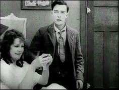 Alice Lake and Buster in Good Night, Nurse! 1918