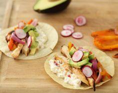 Jenny Steffens Hobick: Jalapeno Lime Chicken Tacos | Cinco de Mayo