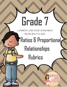For EASY and ORGANIZED formative assessments and standards-based learning in grade 7 math!