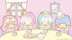 tinkevidia: Sanrio: Little Twin Stars:) Kawaii Shop, Kawaii Cute, Kawaii Anime, Baby Friends, Cute Friends, Little Twin Stars, Little Star, Badtz Maru, Keroppi
