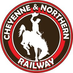 Cheyenne And Northern Railway. 1886 - 1990.   Absorbed by Union Pacific Railroad subsidiary Union Pacific, Denver and Gulf Railway and later became part of the Colorado and Southern Railway