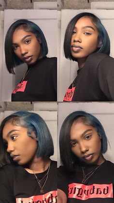 Baddie Hairstyles, Black Girls Hairstyles, Cute Hairstyles, Protective Hairstyles, Dyed Natural Hair, Dyed Hair, Dark Skin Models, Curly Hair Styles, Natural Hair Styles