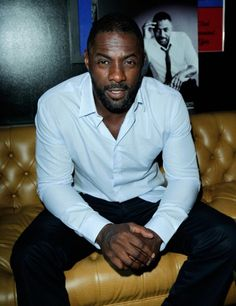 Hot Chocolate -Idris Elba