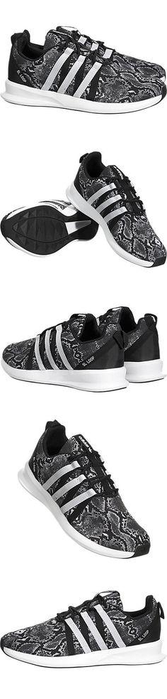 Adidas Originali Delle Sl Shock Loop Racer W Scarpa, Shock Sl Verde / Nero 5a8e31
