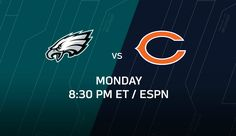 NFL Monday Night Football Preview: Philadelphia Eagles At Chicago Bears — Injury…