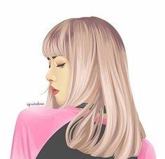 Lisa Fan art CR: owner ❤ BLΛƆKPIИK  #blackpink #blackpinklisa #blackpinkjisoo #blackpinkjennie #blackpinkrose #blackpinkrosé #kpop #korea #lisa #lalisa #rose #rosé #jisoo #kimjisoo #jennie #jenniekim #blackpinkjisookim #queen #dance #music #musique #yge #whistle