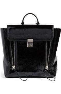 'Pashli' Leather Backpack