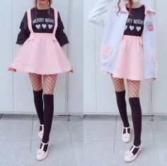 clothes cute kawaii / clothes cute _ clothes cute outfits _ clothes cute casual _ clothes cute kawaii _ clothes cute dresses _ clothes cute for school _ clothes cute summer _ clothes cute edgy Pastel Goth Outfits, Pastel Goth Fashion, Pastel Outfit, Kawaii Fashion, Lolita Fashion, Cute Fashion, Girl Fashion, Pastel Goth Style, Pastel Goth Clothes