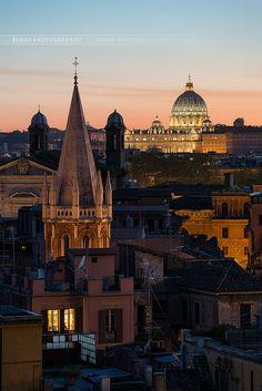 Rome - Italy (von Beboy_photographies)