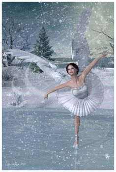 Merry Christmas, everyone! Rendered in Poser Pro 2012 with postwork in Photoshop Fabiana ballerina dress with parottdolphin materials at Rendo VH Daphne by Godin at Rendo Winter Angel hair by . Angel Drawing, Angel Images, Angels Among Us, Love Fairy, Angelic Pretty, Photoshop Cs5, Angel Art, Fantasy Creatures, Faeries