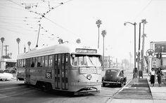 J line- Pulling into 10th Avenue Loop 1956