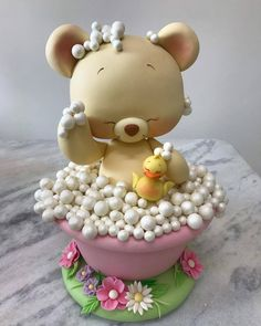 1 million+ Stunning Free Images to Use Anywhere Polymer Clay Figures, Fondant Figures, Polymer Clay Crafts, Fimo Clay, Cake Topper Tutorial, Cake Toppers, Fondant Cake Designs, Crea Fimo, Fondant Animals