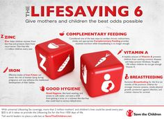 Lifesaving 6 Infographic