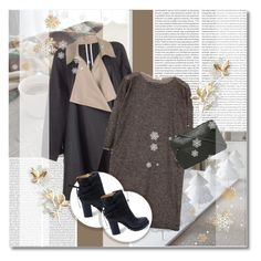 """Popmap"" by janee-oss ❤ liked on Polyvore featuring Michael Kors, Samuji and Sandqvist"