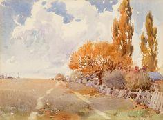 Harold Brocklebank Herbert - Country Path