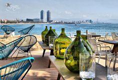 Playa de la Barceloneta | Flickr - Photo Sharing!
