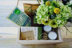 Happy Birthday Blooms Box