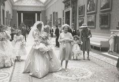 Boda Diana de Gales y Carlos de Inglaterra.