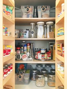 a small space pantry - Kitchen Storage Pantry