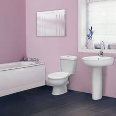 1000 Images About Pink Bathroom On Pinterest Bath Panel